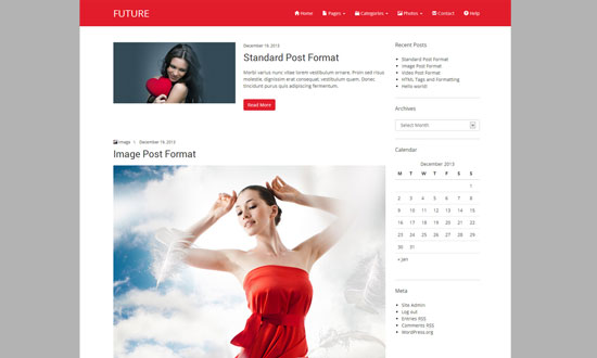 Best free WordPress theme for personal blogs 17