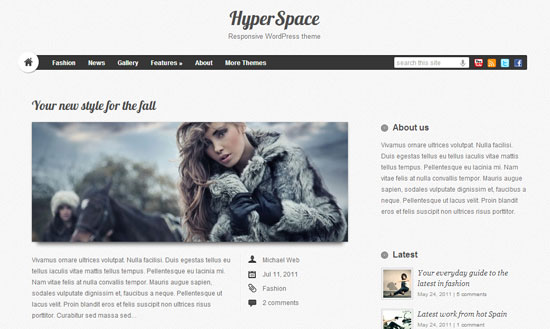 Best free wordpress theme for personal blog 2