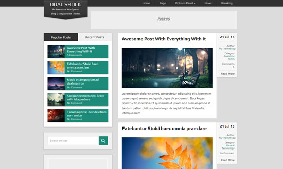 Best free WordPress theme for personal blogs 21