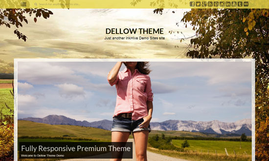 Best free wordpress theme for personal blog 7