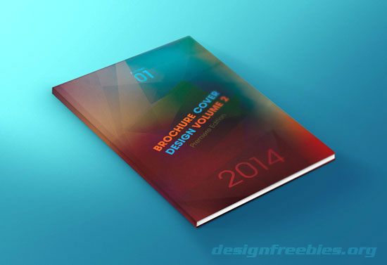 Free Illustrator Templates: Vector Brochure Cover Designs Vol. 2 no. 2