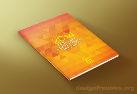 Free Illustrator Templates: Vector Brochure Cover Designs Vol. 2 No. 3