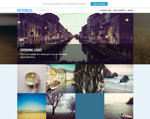 2014 free wordpress theme for personal blog 3