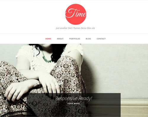2014 free wordpress theme for personal blog 7