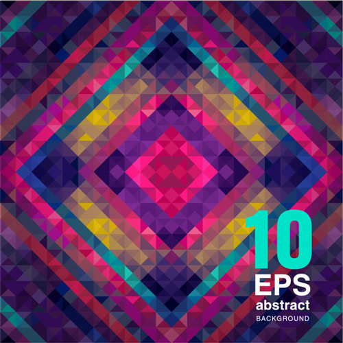 Free technology abstract vector background 5