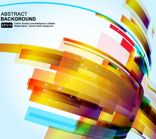 Free technology abstract vector background 6