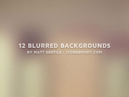Free blurry backgrounds set 10