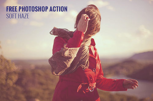 Free Photoshop action no. 3