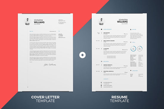 Free cv resume templates in word format 1