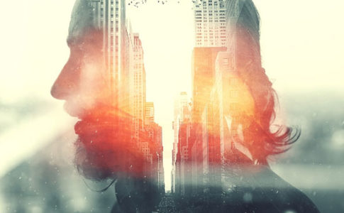 Multiple exposure Photoshop tutorial 1