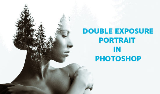 Multiple exposure Photoshop tutorial 3