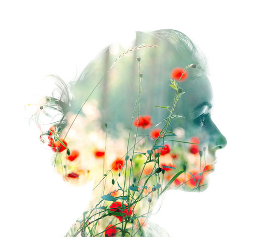 Multiple exposure Photoshop tutorial 5