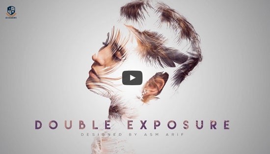 Multiple exposure Photoshop tutorial 6