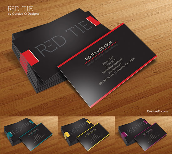 2017 free business card template 13