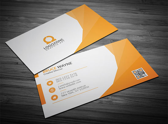 2017 free business card template 16