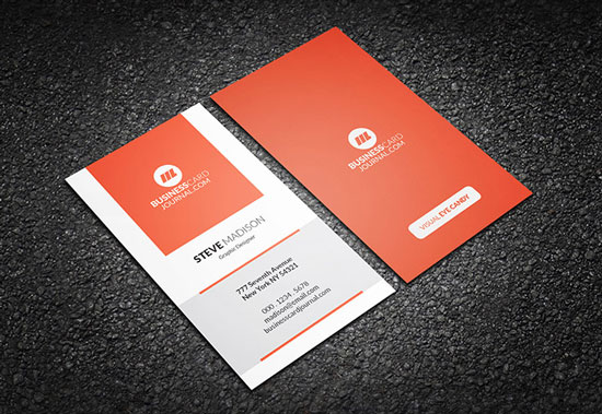 2017 free business card template 9
