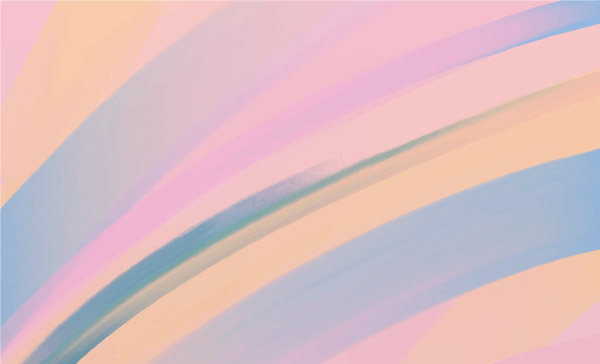 Pastel Painted Vector Background 2