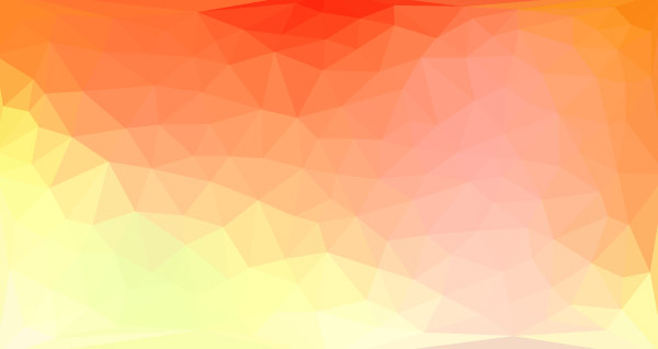 Colorful low poly background 3