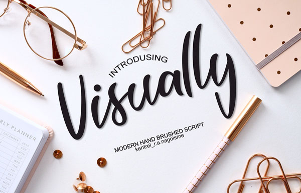 Best of Free Script Fonts 2019 | Designfreebies