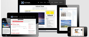 10 Free Minimalist and Responsive WordPress Themes for 2013