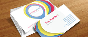 Free Vector Business Card Design Templates – 2014 Vol. 1