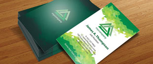 Free Vector Business Card Design Templates: Illustrator Vector Patterns