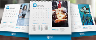 Assorted Free 2016 Calendar Design Templates