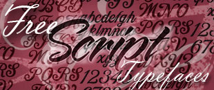 33 Free Fonts: Best of Script Typefaces
